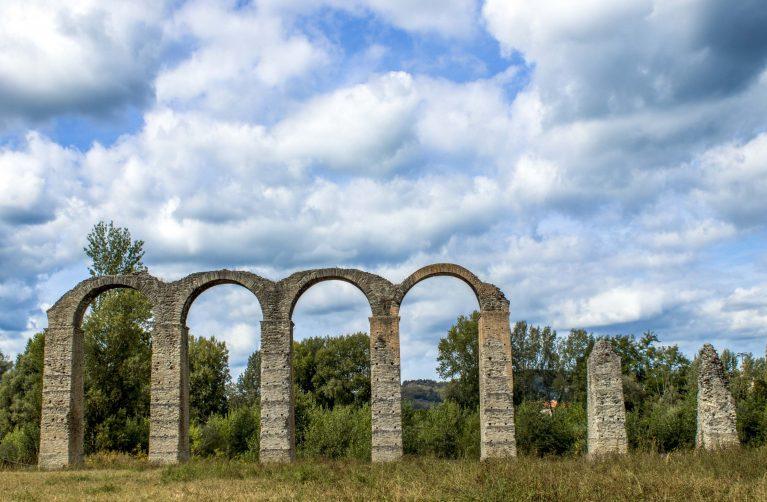 archi romani ad acqui terme